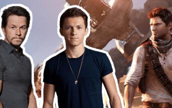 Uncharted : Tom Holland continue sa transformation physique en Nathan Drake aux côtés de Mark Wahlberg
