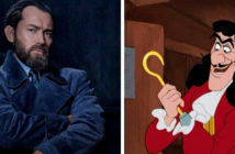 Peter Pan & Wendy : Jude Law en Capitaine Crochet ?