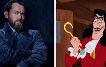 Peter Pan & Wendy : Jude Law en Capitaine Crochet ?