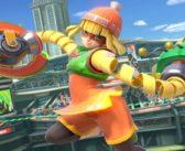 Test Min Min dans Super Smash Bros Ultimate, un coup de punch ?