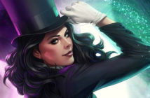 Un film Zatanna serait en développement pour la Warner