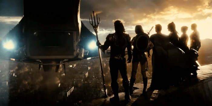 [DC Fandome] Justice League Snyder Cut s'offre un premier trailer