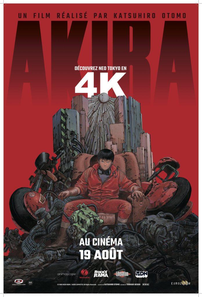 Critique Akira : Le fleuron de l'animation japonaise