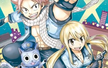 Critique Fairy Tail City Hero T.1 : On m'appelle l'OVNI