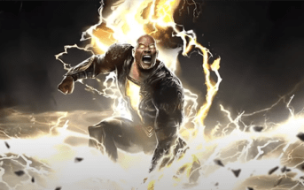 [DC Fandome] Black Adam tease son origine et la Justice Society