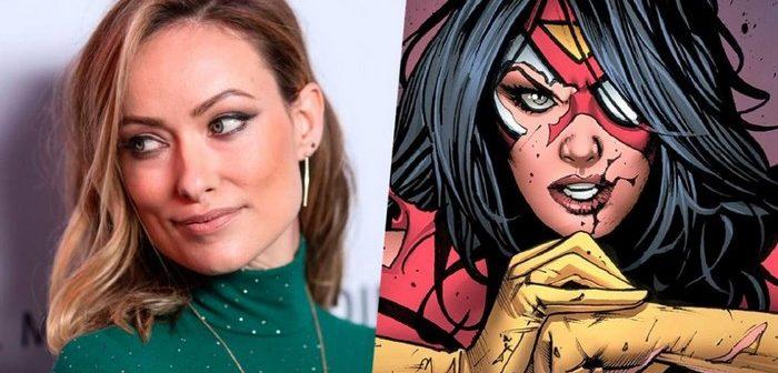Spider-Woman : Olivia Wilde à la réalisation d'un film-live !