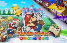 Test Paper Mario The Origami King, un opus qui n'a papier
