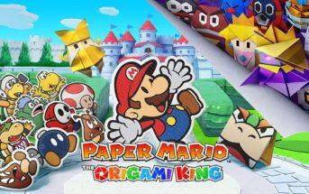 Test Paper Mario The Origami King, un opus qui n'a papier