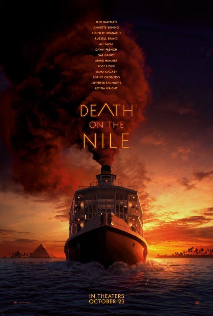 Mort sur le Nil : Hercule Poirot s'entoure encore d'un beau casting pour le trailer !