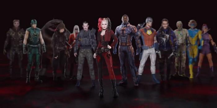[DC Fandome] The Suicide Squad : James Gunn dévoile le gros casting via une featurette énervée riche en action