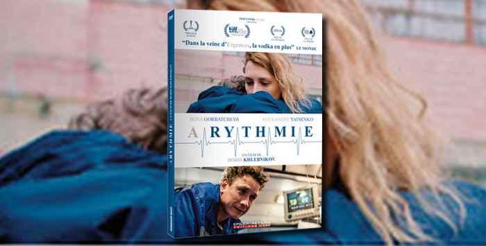 Concours Terminé - Arythmie, 2 DVD à gagner !