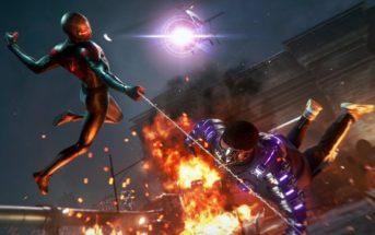 Spider-Man Miles Morales : gameplay dynamique pour le nouveau Tisseur
