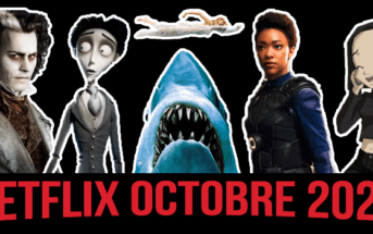 Netflix : ce qui nous attend en octobre 2020