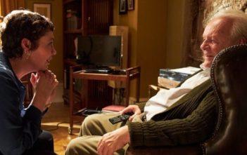 Anthony Hopkins et Olivia Colman : père et fille dans le trailer de The Father