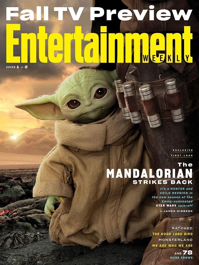 The Mandalorian affiche sa saison 2