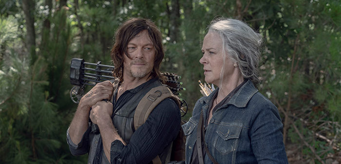 The Walking Dead : la saison 11 sera la dernière mais un spin-off arrive