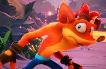 Un trailer de lancement pour Crash Bandicoot 4