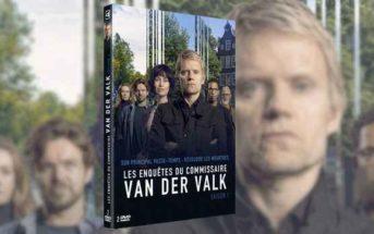 Concours – Les enquêtes du commissaire Van Der Valk Saison 1 : 3 DVD à gagner !