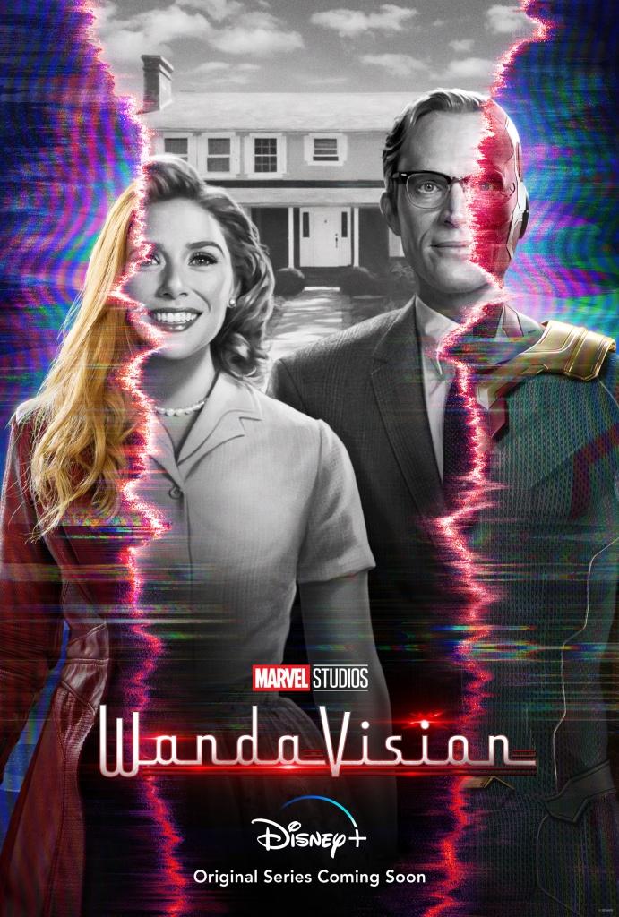 WandaVision : Disney+ nous offre une bande-annonce spacio-temporel