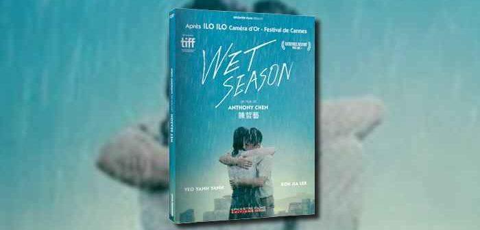 Concours Wet Season 2 DVD à gagner !_Visuel DVD Wet Season