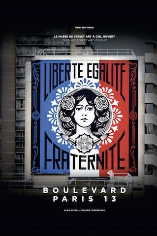Critique Livre – Boulevard Paris 13