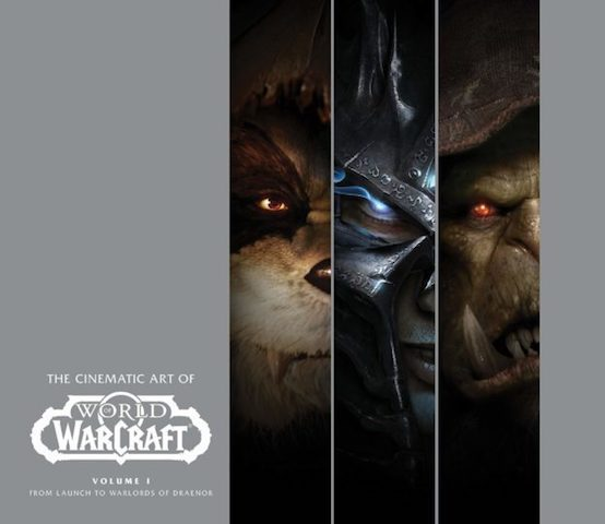 Critique Livre – World of Warcraft Cinematic Art