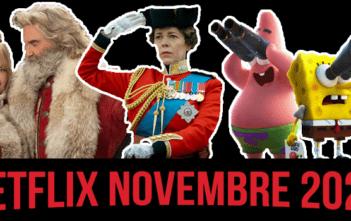 Netflix : ce qui nous attend en novembre 2020