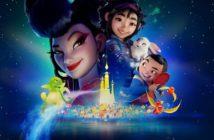Critique Voyage vers la Lune : la Reine des Astres de Netflix