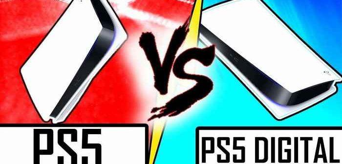 PS5 vs PS5 Digital Edition le duel !