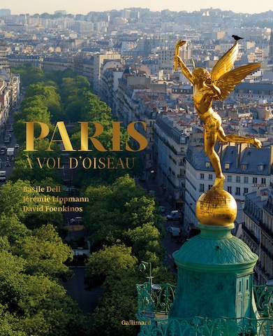 Paris à vol d'oiseau