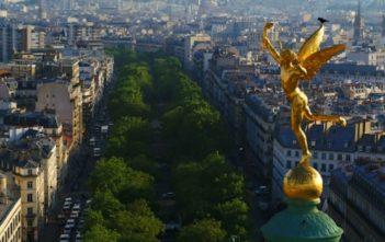 Paris à vol d'oiseau1