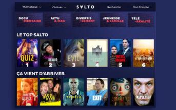 Salto : on fait le point sur la plateforme française