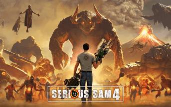 Test Serious Sam 4 : The Sam Principle