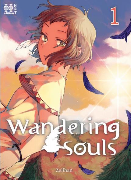 Critique Wandering Souls T.1 : l'enfance sauce glauque