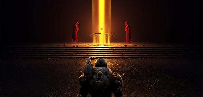 Test Doom Eternal - The Ancient Gods Part One : Git Hard
