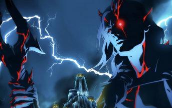 Critique Blood of Zeus saison 1 : Halloween mythologique