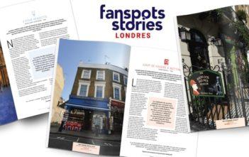 Critique Fanspots stories Londres