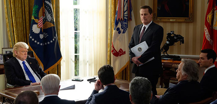 Critique The Comey Rule saison 1 : make FBI great again
