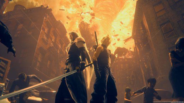 Final Fantasy VII Remake2