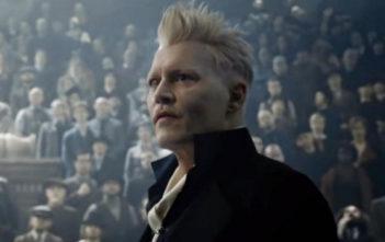 Johnny Depp est congédié des Animaux Fantastiques 3