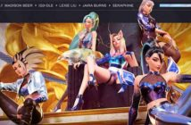 League of Legends : More, K/DA en featuring avec l'influenceuse virtuelle Séraphine