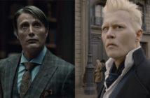 Les Animaux Fantastiques 3 : Mads Mikkelsen remplace Johnny Depp en Grindelwald