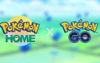 Pokémon GO et Pokémon HOME compatibles, mais...