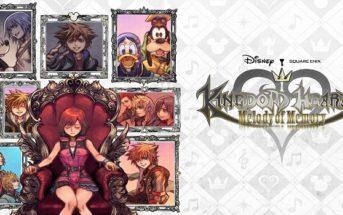 Test Kingdom Hearts Melody of Memory, le rythme dans le cœur !