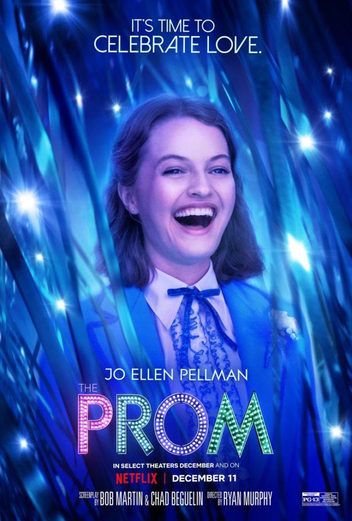 The Prom : les personnages de Ryan Murphy s'affichent