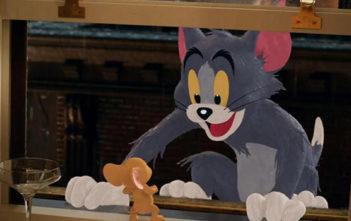 Tom & Jerry s'offrent un trailer pour leur premier film en live-action