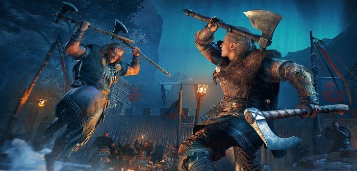 Un nouveau record pour Assassin's Creed Valhalla