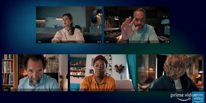 Critique Connectés : à distance du thriller
