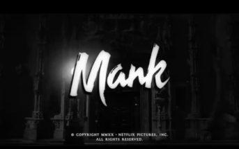 Critique Mank : Une oeuvre manquée…