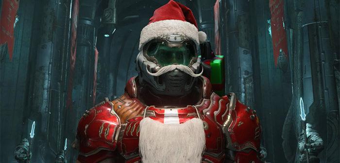Doom Eternal prépare les fêtes et ce met à jour !